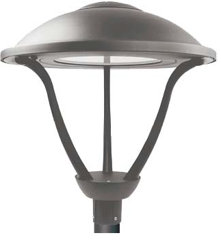 Architectural Post Top Lighting Led Decorative Post Top